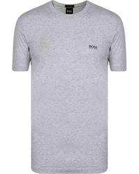 BOSS Athleisure - Logo T Shirt - Lyst