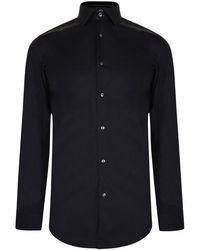 BOSS - Jesse Long Sleeved Shirt - Lyst