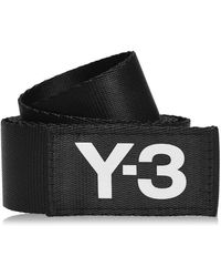 Y-3 - Logo Web Belt - Lyst