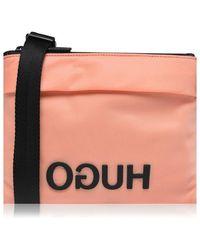HUGO Record Mini Bag Sn02 - Pink