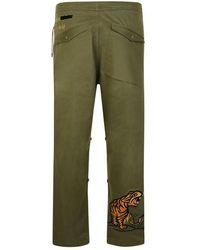 Maharishi - Tiger Trousers - Lyst