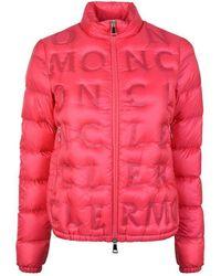 Moncler - Vilnius Embossed Jacket - Lyst