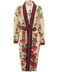 Gucci - Rose Kimono - Lyst
