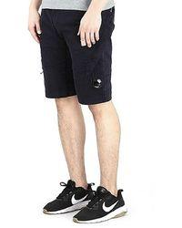 C.P. Company Raso Stretch Shorts - Black