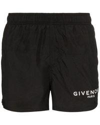Givenchy Swim Shorts - Black