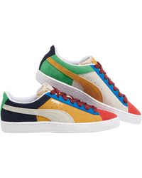 PUMA Suede Iconic - Basketball Shoes - Multicolor