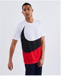 Nike Swoosh - Weiß