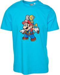 PUMA Nintendo T-shirt - Blue