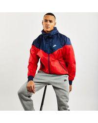 Nike Windrunner - Rot