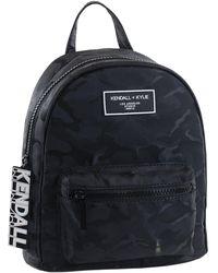 Kendall + Kylie Sam Mini Backpack - Black