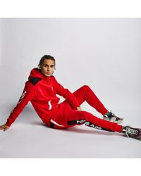 Nike Air Full Zip - Rot