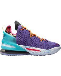 Nike Lebron Xviii - Basketball Shoes - Blue