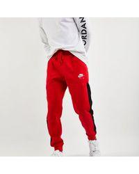 Nike Air Cuffed - Rot