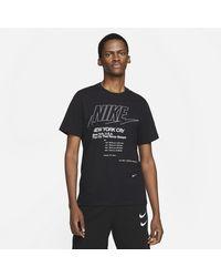 Nike - Nyc City T-shirt - Lyst