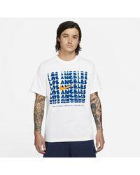 Nike - City Repeat T-shirt - Lyst