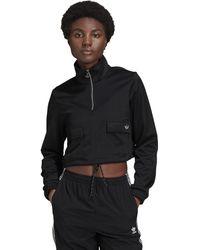 adidas Quarter-zip - Black
