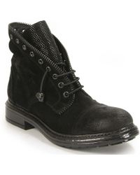 275 Central - Combat Boot - Lyst