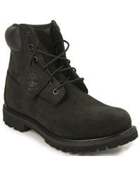 Timberland - Women's Nubuck Boot - Lyst