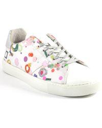 D.A.T.E. Originals - Paillette Transparent Sneaker - Lyst