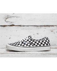Vans - Anaheim Authentic Checkerboard - Lyst