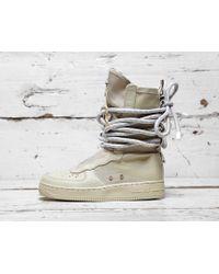 Nike | Sf Air Force 1 Hi 'rattan' | Lyst