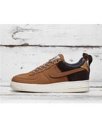 7b41ee872c Nike - X Carhartt Wip Air Force 1'07 Premium Low - Lyst