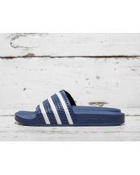 Adidas Originals | Adilette Slides | Lyst