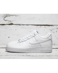 Nike Air Force 1 Low Homme - Blanc