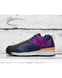 Nike Okwahn II - Bleu