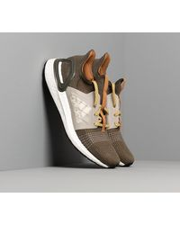 adidas Originals Adidas x Wood Wood UltraBOOST 19 Earth Green/ Mesa/ Linen - Grün