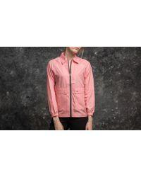 Stussy Rinaldi M51 Jacket Coral - Pink