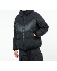 Nike Sportswear Down Fill Jacket Black/ Black/ Black - Schwarz