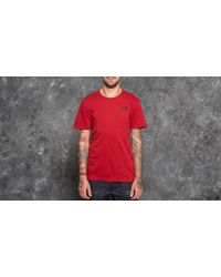 Footshop - The North Face Shortsleeve Red Box Tee Cardinal Red - Lyst