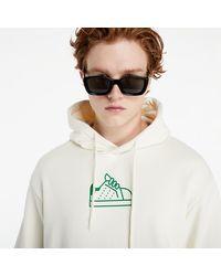 adidas Originals Hoodie Stan Smith - Blanc