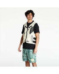 Nike 23ENG Vest Beach/ Black/ DK Smoke Grey/ Black - Grau