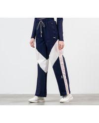 PUMA X Selena Gomez Track Pants Peacoat/ Whisper White/ Pink - Blau