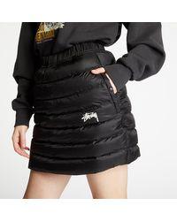 Nike X Stüssy Puffer Skirt Black - Noir
