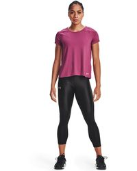 Under Armour Iso-chill Run Ankle Tight Black