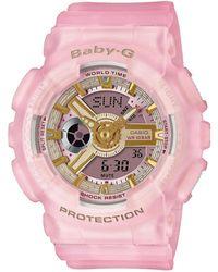 G-Shock Baby-G BA-110SC-4AER Pink - Rosa