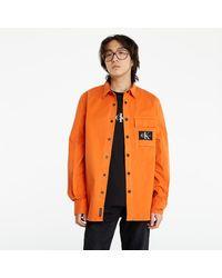 Calvin Klein GMD Shirt Rusty Orange