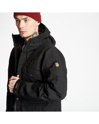 Fjallraven Vidda Pro Wool Padded Jacket Black - Schwarz