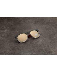 Vans - Spicoli 4 Shade Sunglasses Clear/ Black/ Chili Pepper - Lyst