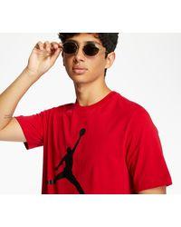 Nike Air Jumpman Tee Red - Rot