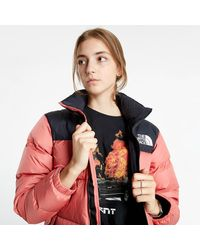 The North Face 1996 Retro Nuptse Jacket Faded Rose - Pink