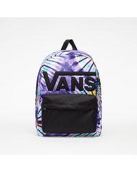 Vans Old Skool Iii Backpack New Age Purple Tie Dye - Lila