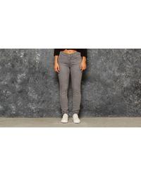 Footshop - Levi's® 710 Super Skinny Jeans Grey Area - Lyst