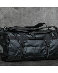 The North Face Base Camp Small Duffel Tnf Black
