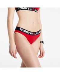 Tommy Hilfiger Bikini Bottoms Red - Rot