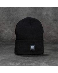 Herschel Supply Co. Abbott Hat Black - Schwarz