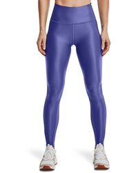 Under Armour Iso Chill Leggings Ns Purple - Lila
